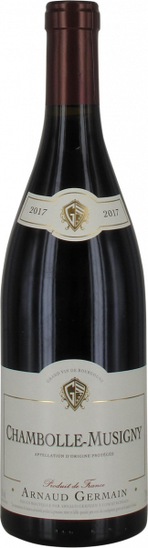 2017 Chambolle-Musigny Germain Pere et Fils