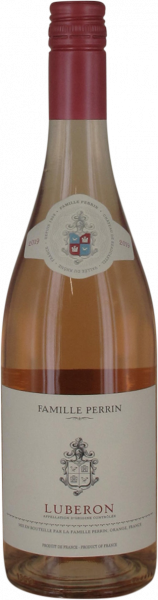 2019 Luberon rosé Famille Perrin