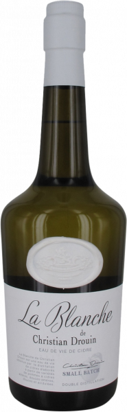Le Blanche weißer Apfel Brandy Christian Drouin