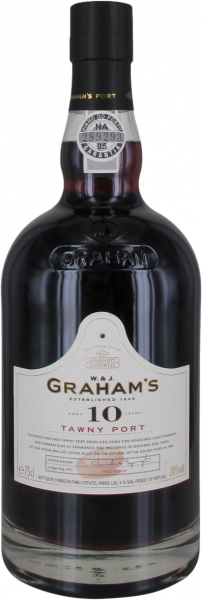 Graham's 10 Years old Tawny Grahams