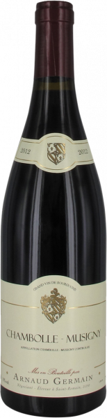 2012 Chambolle-Musigny Germain Pere et Fils