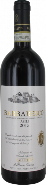 "2015 Barbaresco ""Asili"" Bruno Giacosa"