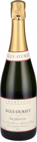Grand Cru Brut Tradition Egly-Ouriet
