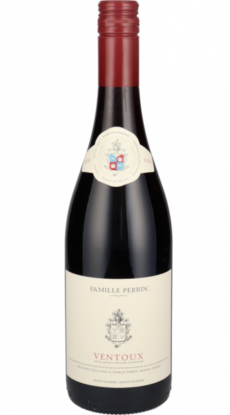 2019 Ventoux rouge Famille Perrin