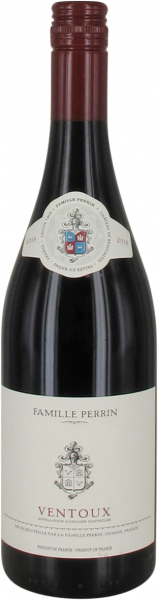 2018 Ventoux rouge Famille Perrin