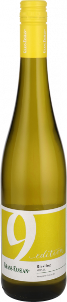 2019 Riesling Edition 9 Grans-Fassian