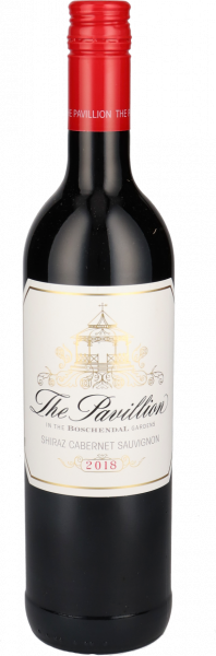 "2018 ""The Pavillion"" Shiraz-Cabernet Sauvignon Boschendal"