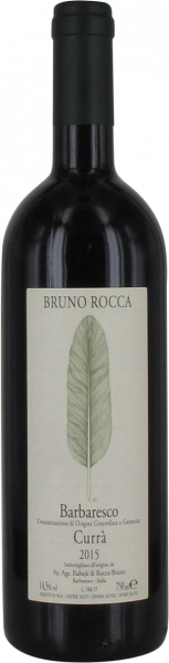 2015 Barbaresco Curra Bruno Rocca