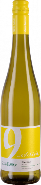 2018 Riesling Edition 9 Grans-Fassian