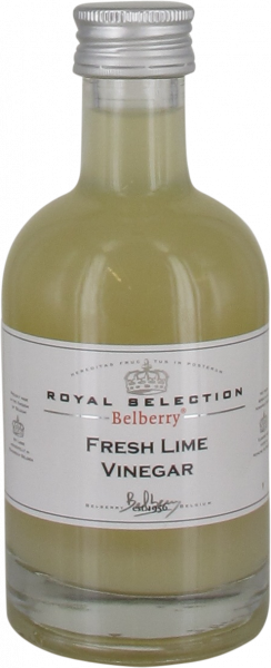 Fresh Lime Vinegar , Limettenessig Belberry